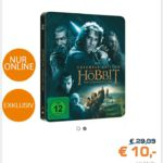 Entertainment Deals, z.B. Der Hobbit 1-3 für je 10€