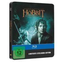 der hobbit eine unerwartete reise in dersteelbook edition auf blu ray bei saturn