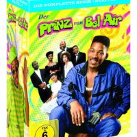 der prinz von bel air komplettbox staffel 1 6 bei amazon prime