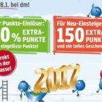 dm - Drogeriemarkt: 10% der eingelösten Payback-Punkte zurück