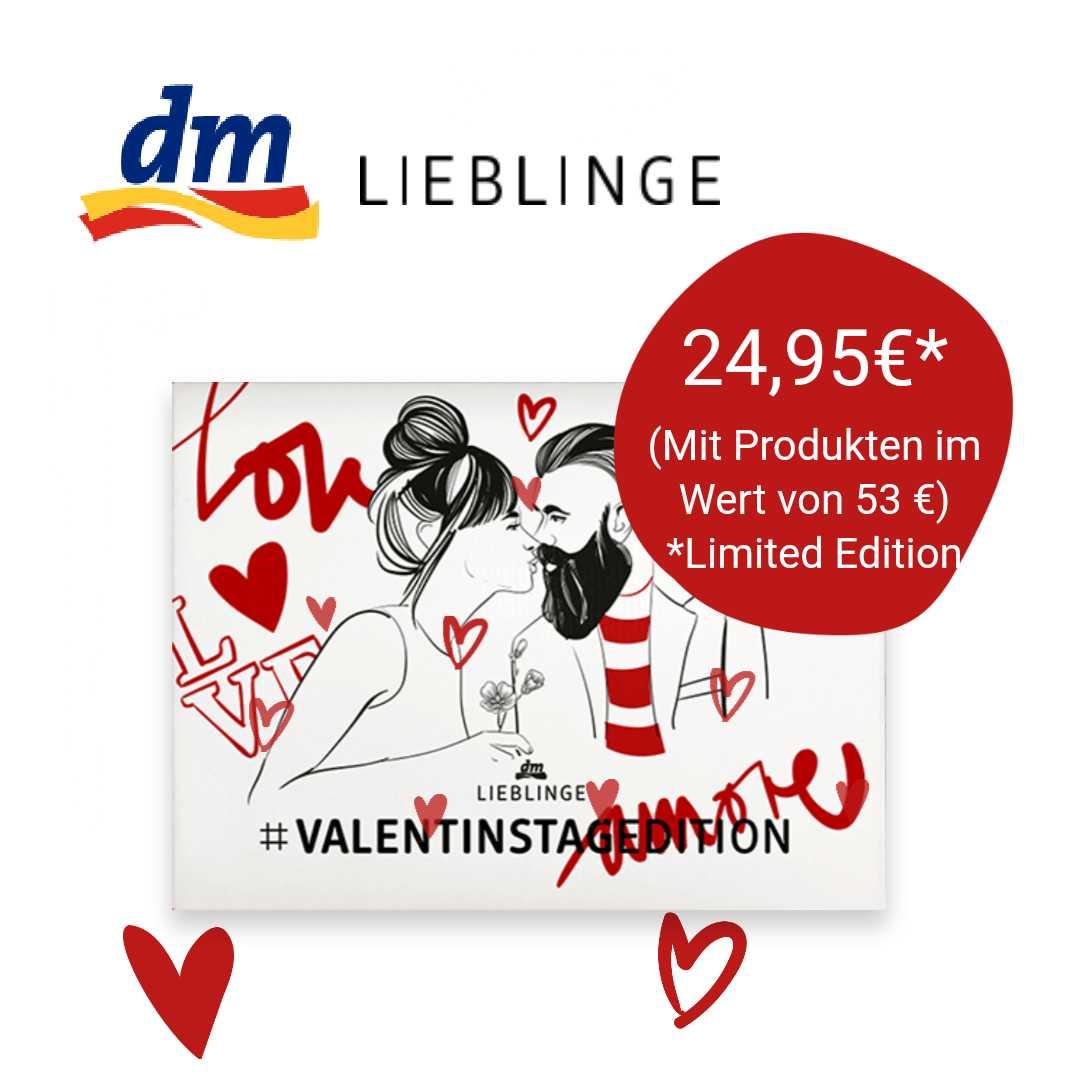 dm valentinstag box edition