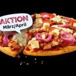 Dominos 50% auf alle Pizza Klassiker vom 25-28.04.2017