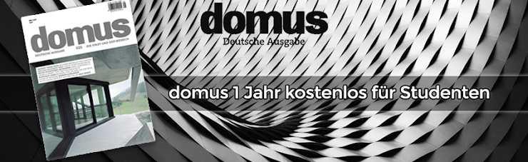 domus zeitschrift 1 jahr gratisselbstkuendigend