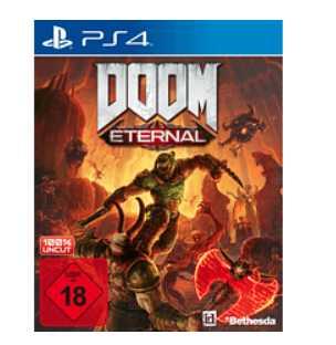 DOOM Eternal (PS4, Xbox, PC) für 11,99€ (statt 20€)