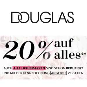 Douglas 20 Auf Alles
