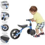 Dreirad Laufrad für Kinder bis 3 Jahre
