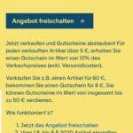 Ebay: 10%-Gutschein für Verkäufe ab 5€ für Berechtigte