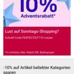 eBay: 10% Rabatt auf fast alles - auch auf Bücher