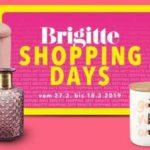 Ebay: Brigitte Shopping Days mit 20% Rabatt