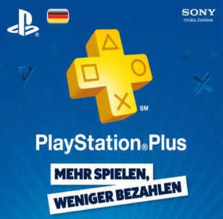 3,62€ pro Monat  🎮 12 Monate PlayStation Plus