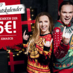 EMP Adventskalender: 15€ Rabatt bei Bestellungen ab 60€