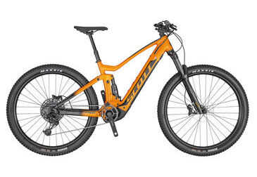 engelhorn SCOTT Damen und Herren E Bike Strike eRide 940 Vorderansicht V1068578F v1