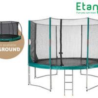 etan trampolin hoch oder inground fuer 34990e statt 47610e