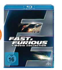 fast furious 7 movie collection blu ray fuer 1999e statt 27e