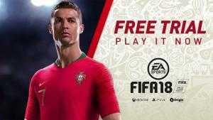 fifa 18 inkl world cup upadte kostenlos spielen auf allen plattformen 09 06 bis 15 06