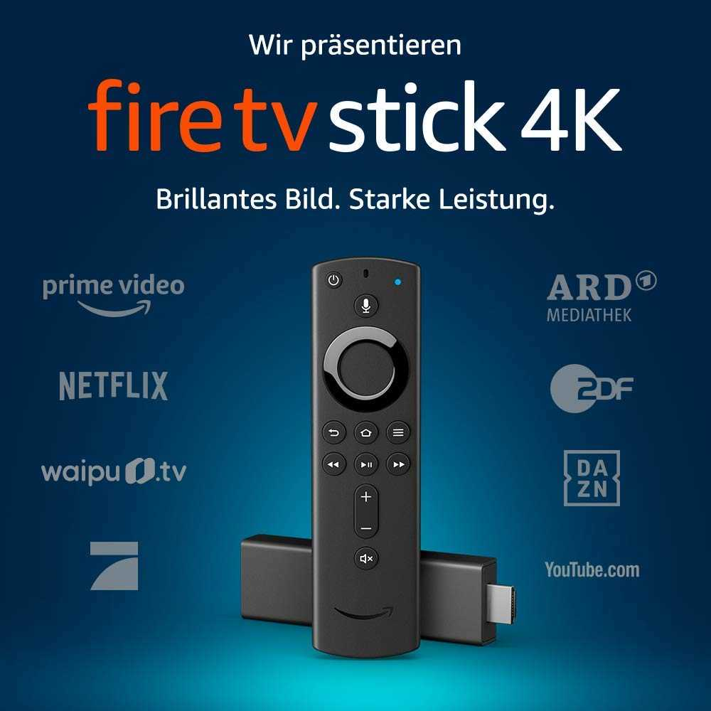 4K Fire TGV Stick