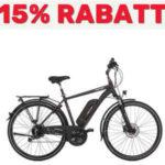 Fischer E-Bike (24 Gang, 250 Watt)