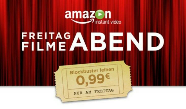 Amazon Film Freitag