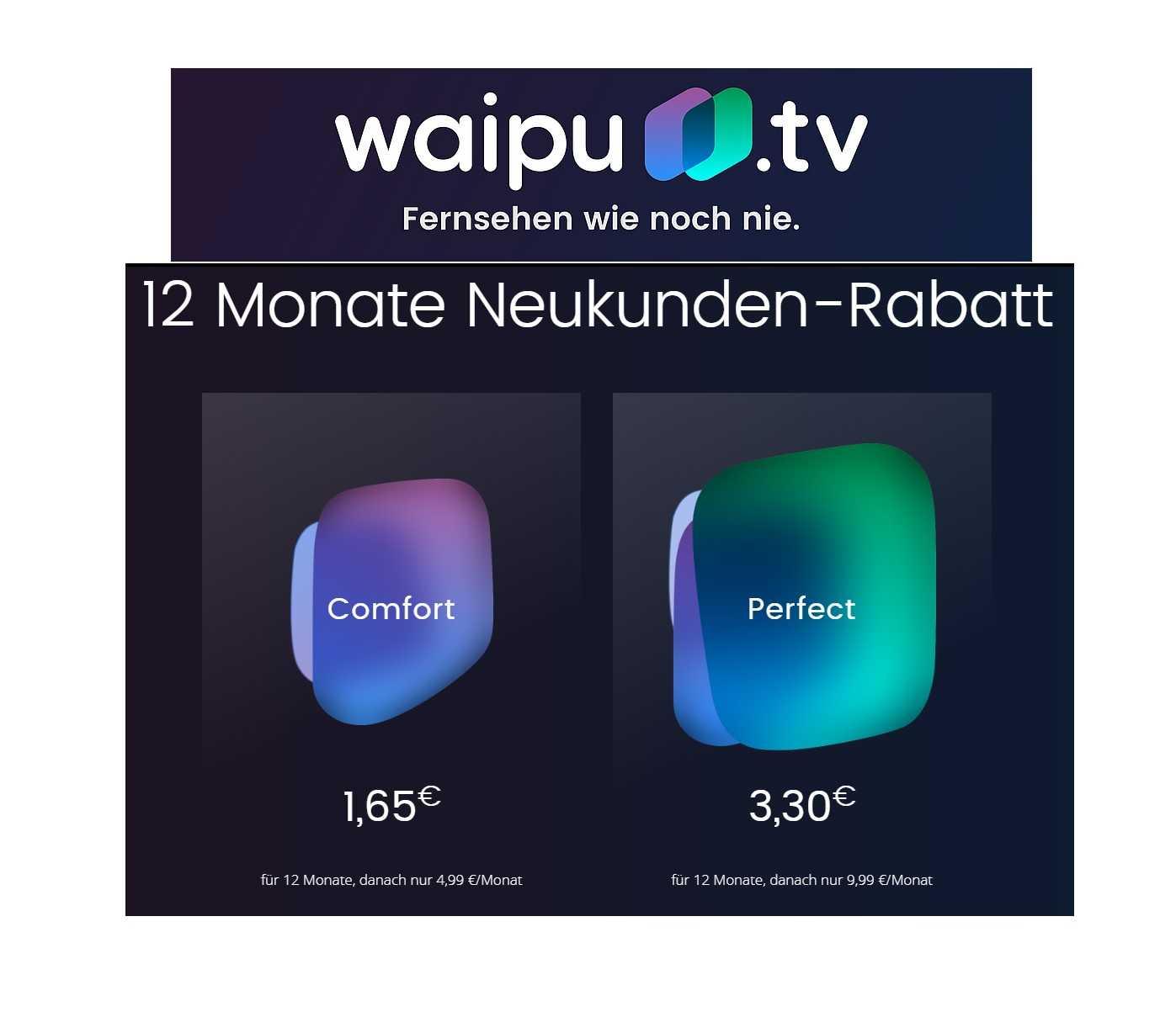 Was Kostet Waipu Tv