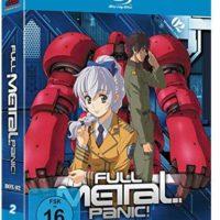 full metal panic blu ray box vol 2 fuer 797e statt 4649e