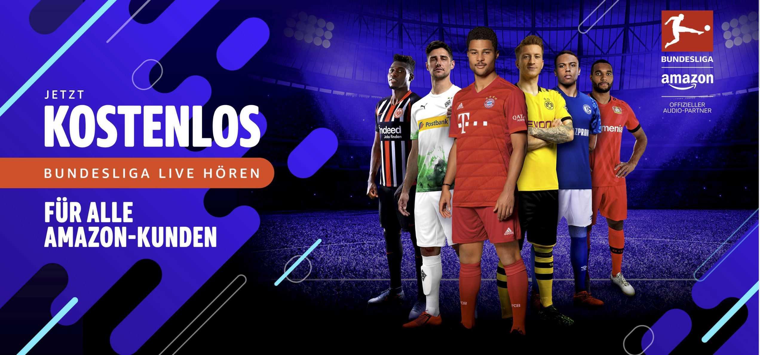 Amazon Fußball