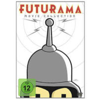futurama 4 movie collection fuer 752e statt 17e