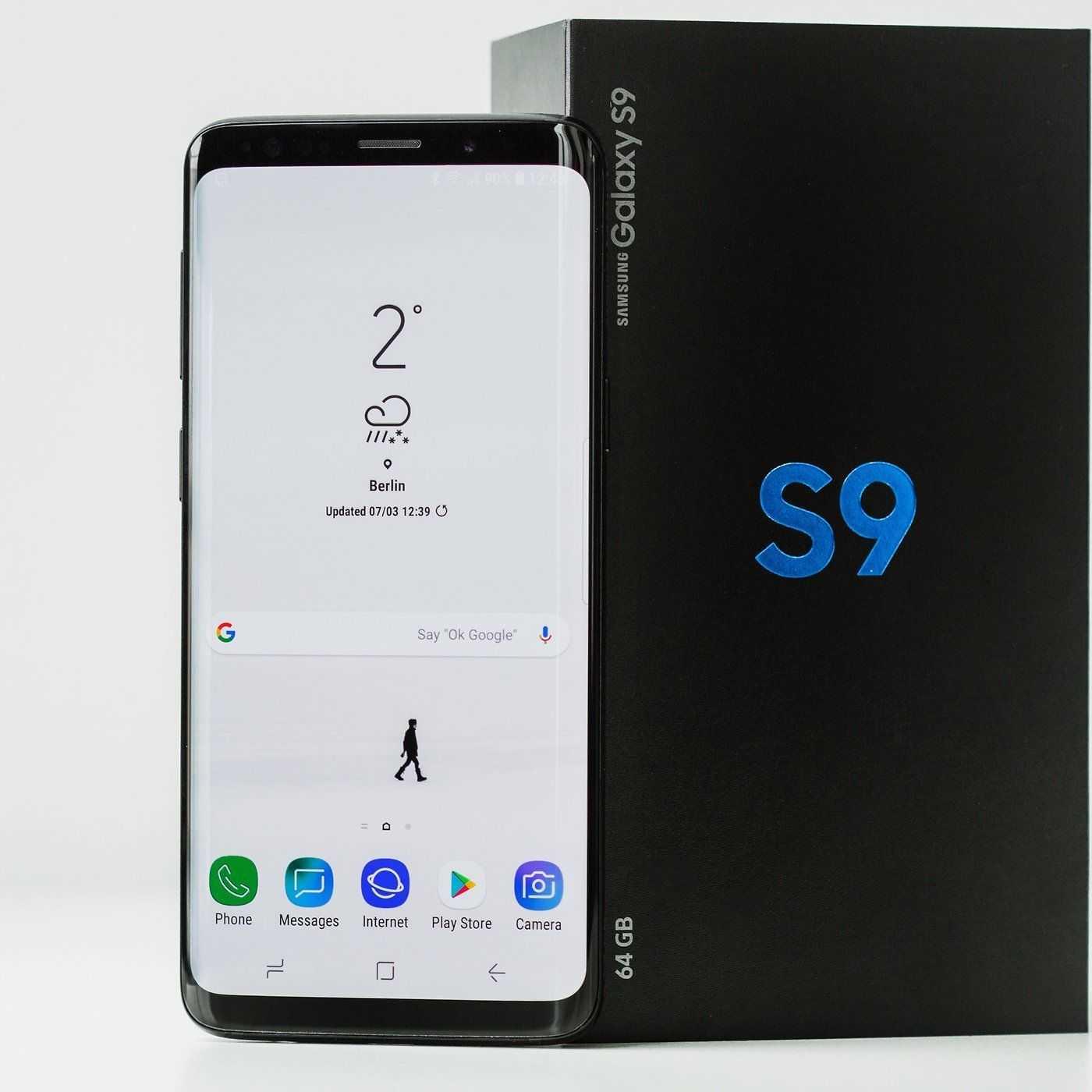 SAMSUNG S9 MIT VERTRAG OTELO