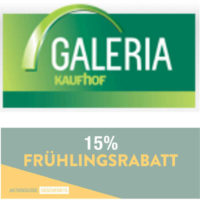 galeria kaufhof 15 rabatt mit dem gutscheincode geschenk15 1