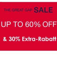 gap sale artikel bis zu 60 reduziert 30 extra rabatt 1