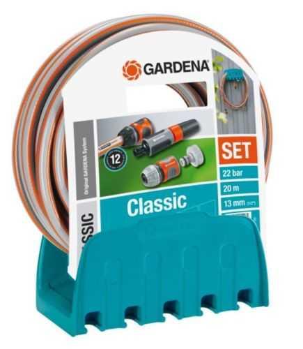 gardena 18005 50 wandschlauchhalter gardena gartenschlauch