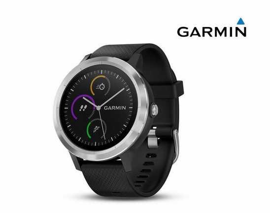 garmin vvoactive 3 gps smartwatch fuer 19590e inkl versand statt 225e
