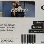 Görtz - 10€ Rabatt ab 49,95€ (online und offline)