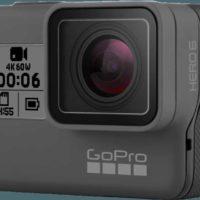 gopro hero6 black action cam wlan gps schwarz ebay fuer 39499e statt 41365e