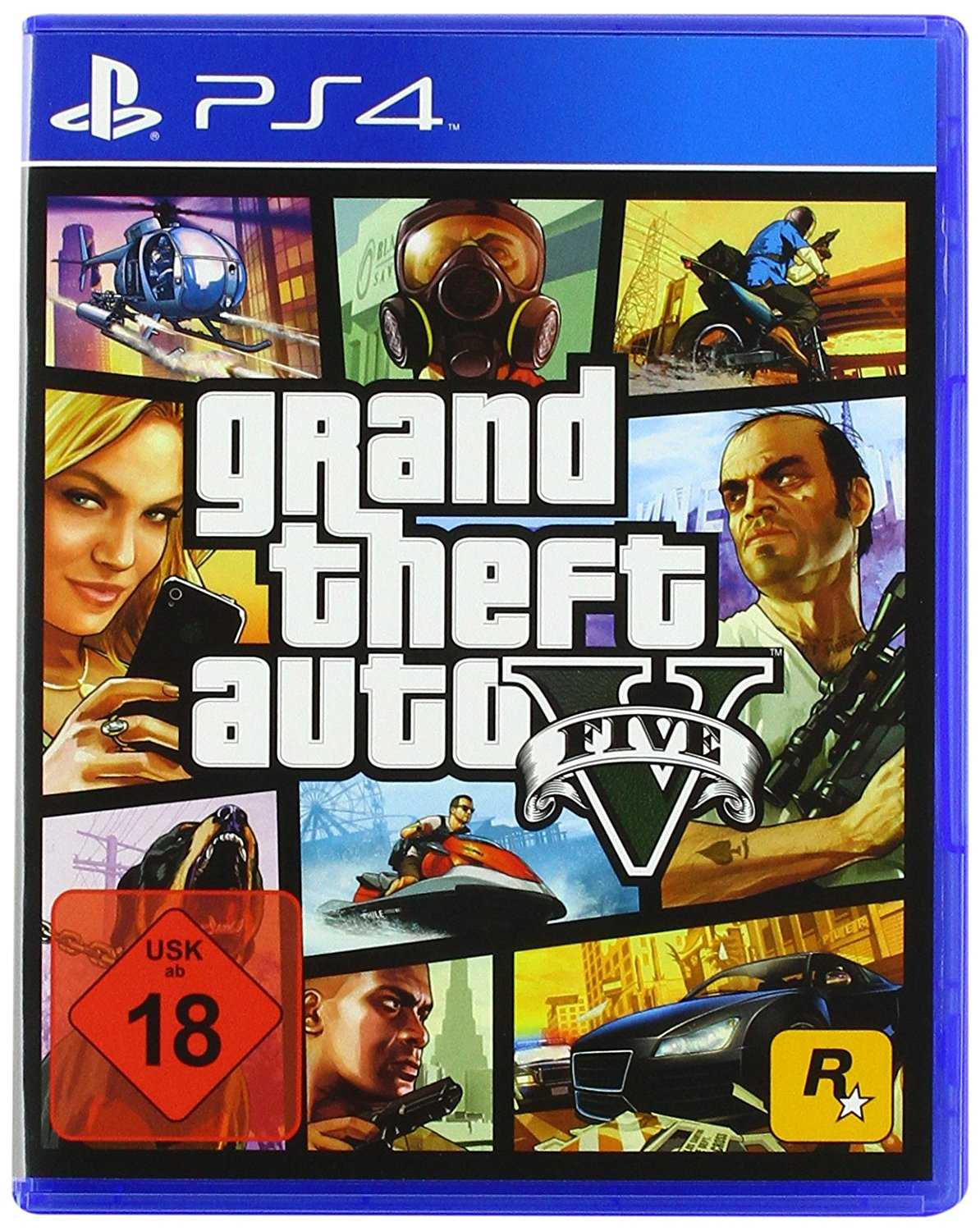 grand theft auto v fuer ps4 bei amazon