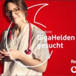 Gratis: 100GB zusätzliches Datenvolumen für Mitarbeitende in systemrelevanten Berufen bei Vodafone