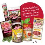 GRATIS Bambus Schneidebrett beim Kauf von 10€ Aoste Produkten