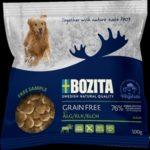 GRATIS Bozita Hundefutter (getreidefrei) bestellen