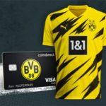 GRATIS BVB Trikot bei comdirect für kostenloses BVB-Fan-Konto