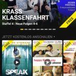 Gratis Filme bei Pantaflix (Streamingplattform von Matthias Schweighöfer)