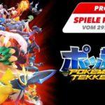 """GRATIS Game """"Pokémon Tekken DX"""" kostenlos spielen für Nintendo-Switch-Online-Mitglieder"""