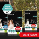 Gratis: Hundefutter Purina Pro Plan Optidigest