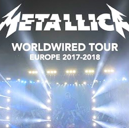 gratis metallica worldwired in europe 2017 2018 album