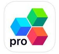 gratis officesuite pro mobile office fuer ios