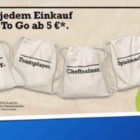 gratis rucksack bei einkauf ab 5e im aral rewe to go