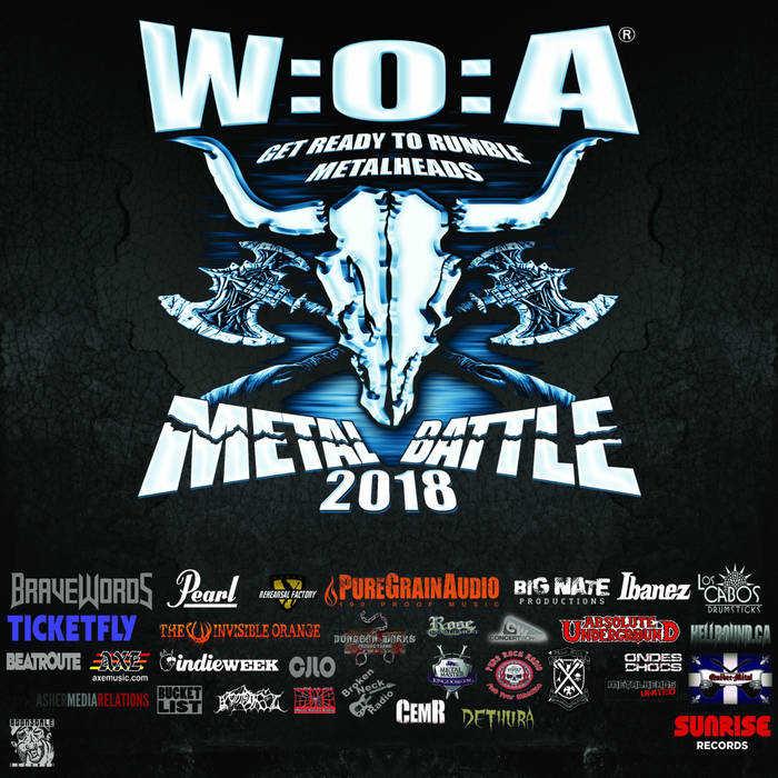 gratis wacken 2018 metal battle canada compilation vol 5