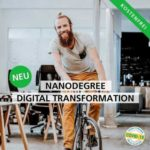 "Gratis Weiterbildung ""Digital Transformation Nanodegree"""