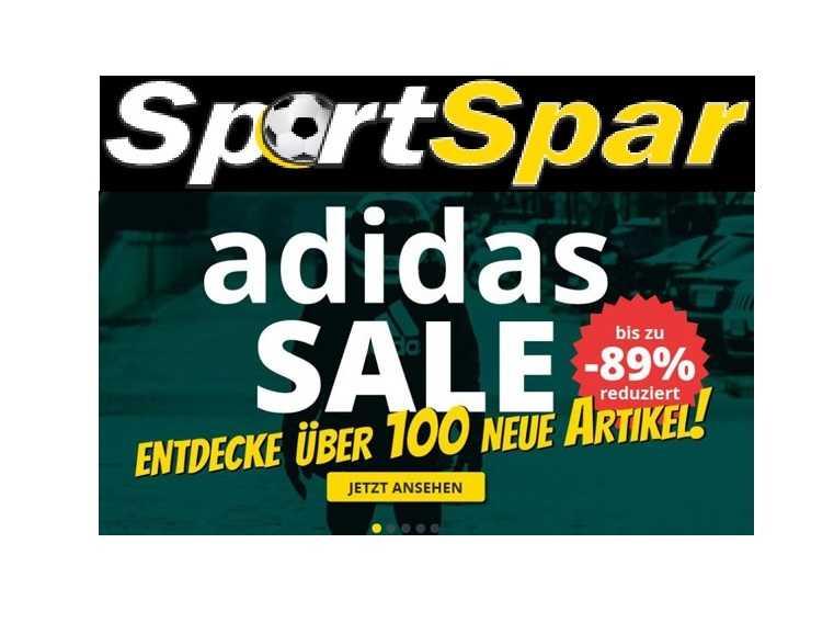 grosser sale bei sportspar adidas artikel bis zu 89 reduziert 3