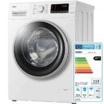 Haier HW80-BP1439 Waschmaschine (8 kg, A+++, AquaStop, 1400 UpM)