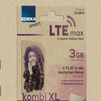 hammer kostenloses edeka smart starterset bis zu 3gb lte im telekomnetz inklusive 1