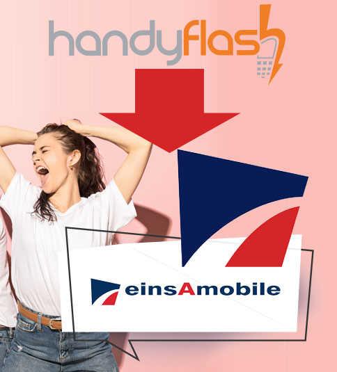 handyflash einsamobile one brand solutions gmbh